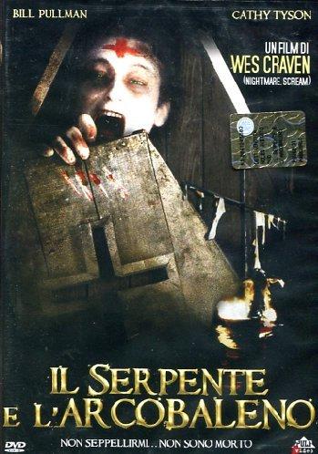 il-serpente-e-larcobaleno-dvd