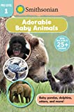 Smithsonian Reader Pre-Level 1: Adorable Baby Animals (Smithsonian Leveled Readers)