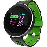 Smartwatch Bluetooth Impermeable IP68 pantalla color Smart Sports pulsera, con la Monitoreo de ritmo cardiaco