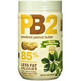Bell Plantation PB2 Powdered Peanut Butter Natural 16oz / 453g