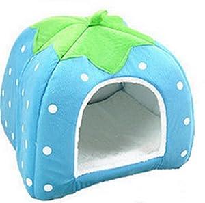 Ruikey Maison de chien Panier pour chien Lit chat pour chat Maison coucher de Place Panier pour chien de Maison Niche pour chien