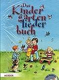 Das Kindergartenliederbuch - arrangiert für Liederbuch - mit CD [Noten / Sheetmusic]
