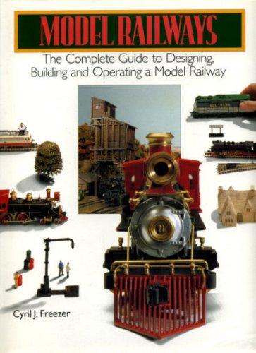 Model Railways por C.J. Freezer