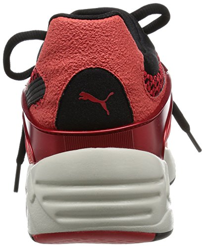 Puma Trinomic Blaze Knit Sneaker Men Trainers 359996 01 red Rouge