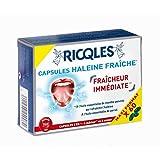 Ricqlès 60 Capsules Haleine Fraîche