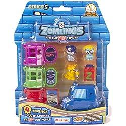 Zomlings - Serie 5 Blíster (Magic Box INT Toys P00907)