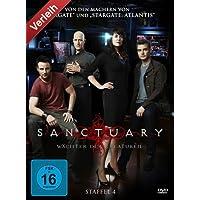 Sanctuary - Staffel 4