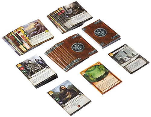 Fantasy Flight Games FFGGT22 Watchers on The Wall: A Game of Thrones LCG 2nd Ed. Deluxe Exp, Multicolor