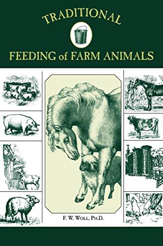 Traditional Feeding of Farm Animals por F W Woll