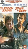 Picture of Platoon Leader / River Of Death [1988] [VHS]