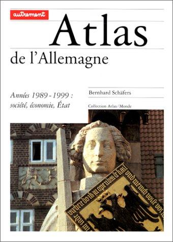 Atlas de l'Allemagne, années 1989-1999 : Soci...
