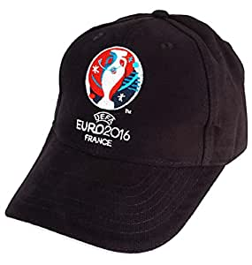 uefa euro 2016 casquette collection officielle taille adulte sports et loisirs. Black Bedroom Furniture Sets. Home Design Ideas