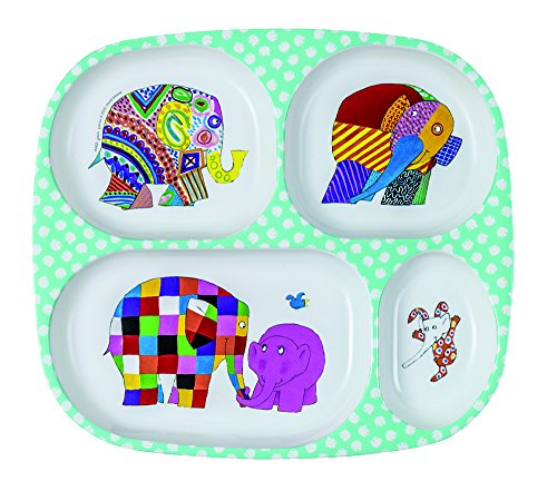 elmer-tray-with-4compartments-multicoloured
