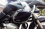 Taschen für SW Motech Sturzbügel BMW R1200GS/Adv. '04-'12