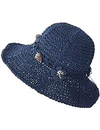 1737159018fcb Sombrero De Paja Sombrero De Paja De De Sombrero Verano Paja Sombrero  Acogedor De Paja Señoras