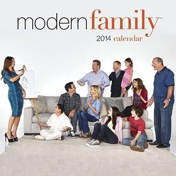 Modern Family 2014 Wall Calendar