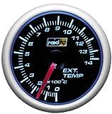 Raid HP 660189 Abgastemperaturanzeige, Zusatzinstrument Night Flight