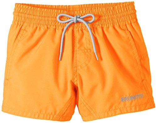 Brunotti Jungen Badeshorts Crunotos, Neon Orange, 176, 141234608 (Jungs Boardshorts)
