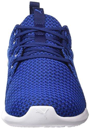 Puma Carson 2 Knit, Scarpe Sportive Outdoor Uomo Blu (Lapis Blue-blue Depths)