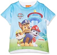 Paw Patrol Boy's SS T-Shirts, Multicoloured, 2 Years