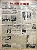 Telecharger Livres PETIT JOURNAL LE No 26544 du 19 09 1935 L ITALIE ET L ETHIOPIE SONT SAISIES DU PROJET DES 5 M ALOISI ET M LAVAL A ROME MM BECK EDEN AVENOL DE MADARIAGA LAVAL ET RUSTU ARAS MUSSOLINI AJOURNE SA REPONSE LA MORT DE M MARINKOVITCH L ASSASSINAT DE LA PETITE REINE LESCH MME LAVAREC ET M ROTHMUND JEAN LAINE BERTHOLD JAOCOB EST REMIS PAR LES NAZIS AUX AUTORITES SUISSE LE BUDGET M ALVY LE CABINET ESPAGNOL M ROYO VILLANOVA (PDF,EPUB,MOBI) gratuits en Francaise