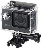 Somikon Unterwasserkamera: Einsteiger-4K-Action-Cam, Full HD (60 B./Sek.), mit Unterwassergehäuse (Aktion Kamera)