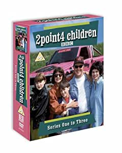 2 Point 4 Children: The Complete Series 1-3 [DVD]