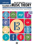 Essentials of Music Theory: Complete Book Alto Clef (Viola) Edition (Book & 2 CDs)