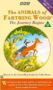 The Animals Of Farthing Wood: The Journey Begins [VHS] [1993]