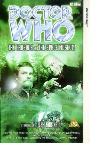 doctor-who-the-crusade-vhs-uk-import