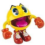 Statuetta con suoni del famoso mangia-palline PacMan. Questa statuetta dispone di suoni che potrai azionare premendo la sua schiena. Gioca con il pupazzo più mangione che c'è!