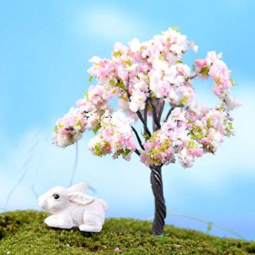 romantic-flower-micro-paysage-ornements-simulation-landscaping-fleur-arbre-decoration