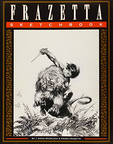 The Frazetta Sketchbook por Frank Frazetta