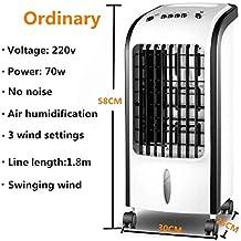 Air Cooler Evaporador De Aire/Humidificador/Ventilador Compacto, Portátil Y Silencioso 3 En