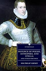 Defence Of Poesie: Astrophil And Stella And Other Writings (Everyman Paperback Classics)