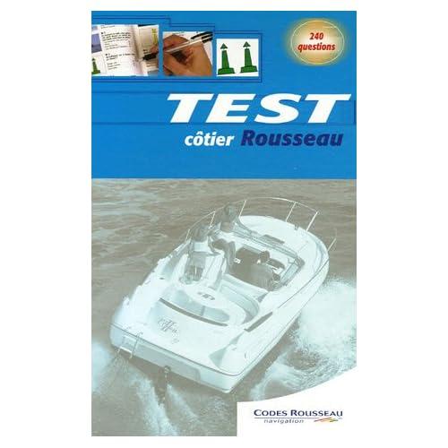 Test côtier Rousseau