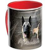 Pets-easy Photo de berger belge malinois sur mug