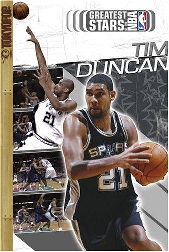 Finkel, J: GREATEST STARS OF NBA TIM DUNC (Greatest Stars of the NBA 2004)