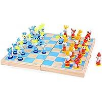 Legler - 2019198 - Juego de ajedrez - Chevaliers