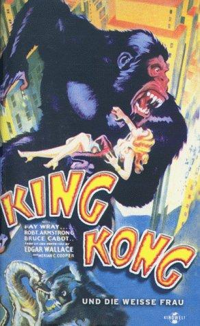 Bild von King Kong und die weiße Frau [VHS]