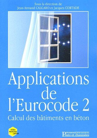 Applications de l'Eurocode 2