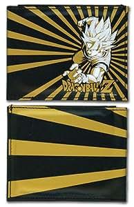 Dragonball Z - Goku Geld-Börse Geldbeutel Portemonnaie Purse US Import Orginal & Lizensiert