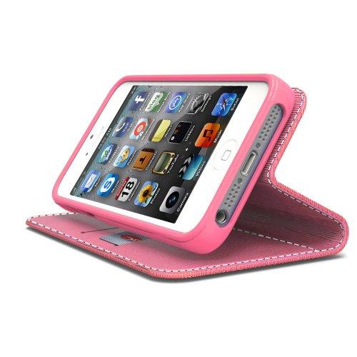 Cellto iPhone 6 Fall [Soft Flexible] Super dünne [0,33 mm] TPU Kasten-Schirm-Schutz ** NEU ** [Precision Fit] Premium-Flex weichen Silikon-Hülle - Einzelhandel Öko-Verpackung - Slim Case [Weiß / Viole Pink / Pink