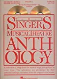 The Singer's Musical Theatre Anthology: Soprano Volume 1 (Singer's Musical Theatre Anthology (Songbooks))