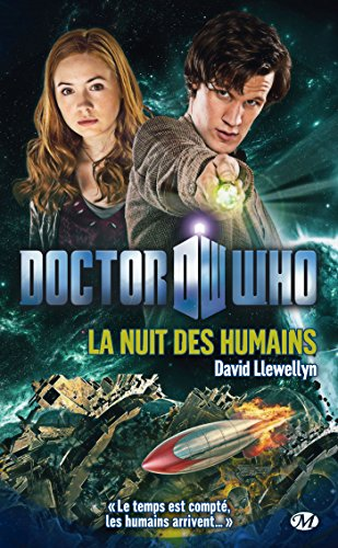 Doctor Who, Tome : La Nuit des humains