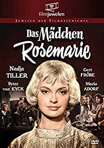 Das Mädchen Rosemarie - Der Klassiker mit Nadja Tiller (Filmjuwelen) [DVD]
