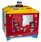 Fisher-Price Incrediblock Activity Center by Fisher-Price