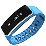Best Trackers sommeil Wearable - MERRYHE Fitness Tracker Activité Tracker Montre Slim Bracelets Review