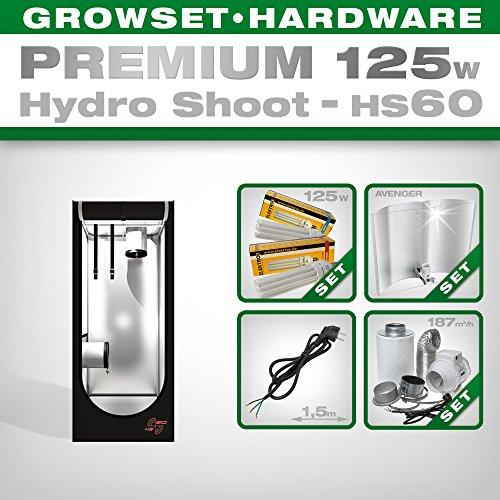 Chambre de culture Secret Jardin Hydro Shoot 60x60x140cm (HS60)