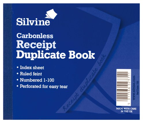 Woocommerce Pdf Invoice Pdf Silvine Duplicate Receipt Book  Carbonless Numbered    Invoice Sample Excel with Neat Receipts Cloud Pdf Silvine Duplicate Receipt Book  Carbonless Numbered   Pages   Sheets Amazoncouk Office Products Gmc Invoice Pricing Pdf